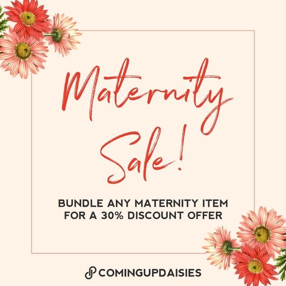Dresses & Skirts - Maternity Sale!!!